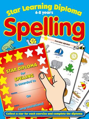 Spelling 6-8 by