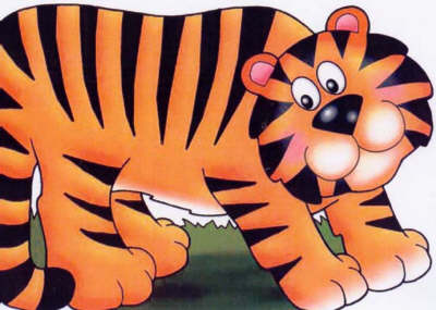 Tiger Chunky Animals by Kay Massey