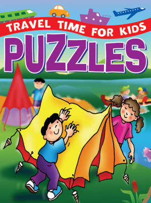 Puzzles by Time Travel For Kids
