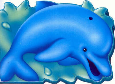 Dolphin Chunky Animals by Kay Massey