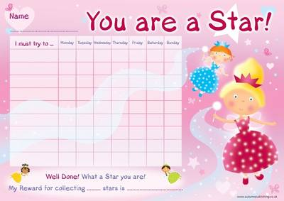 You're a Star! Girl by