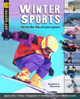 Winter Sports by Barbara Bourassa