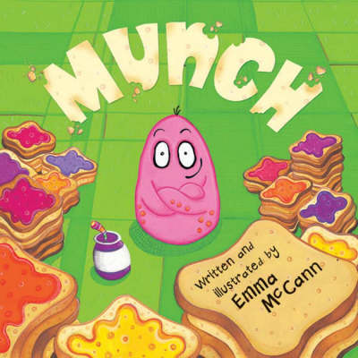 Munch! by Emma McCann