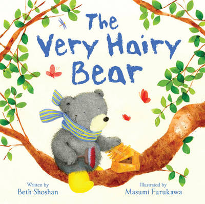 The Very Hairy Bear by Beth Shoshan