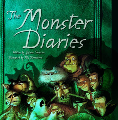 Monster Diaries by Luciano Sarancino