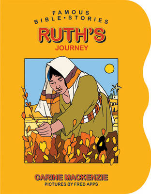 Ruth's Journey by Carine Mackenzie