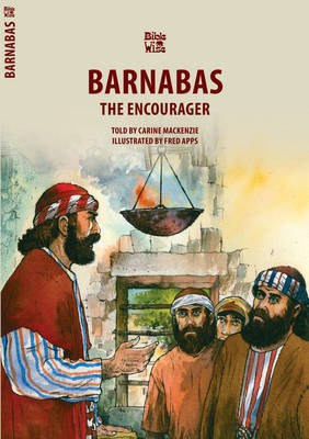 Barnabas The Encourager by Carine Mackenzie