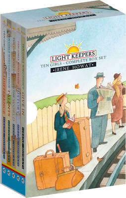 Lightkeepers Girls Complete Box Set by Irene Howat