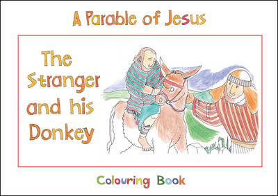 The Stranger and His Donkey by Carine Mackenzie