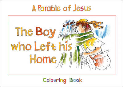 The Boy Who Left His Home by Carine Mackenzie