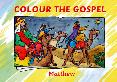 Colour the Gospel Matthew by Carine Mackenzie