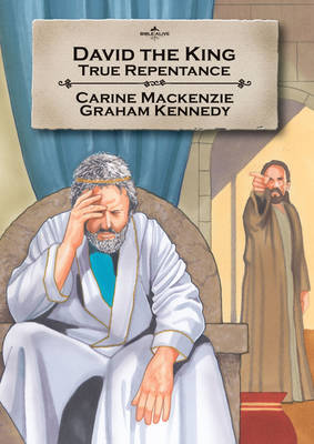 David the King True Repentance by Catherine Mackenzie