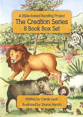 Creation Series The Creation Series 8 Book box set by Carole Leah