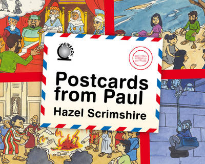 Postcards from Paul by Hazel Scrimshire