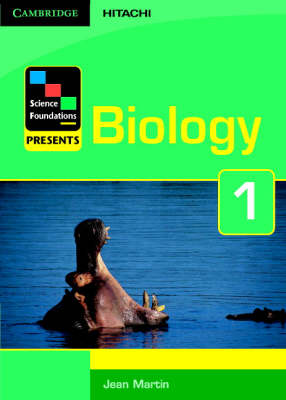 Science Foundations Presents Biology 1 CD-ROM by Jean Martin