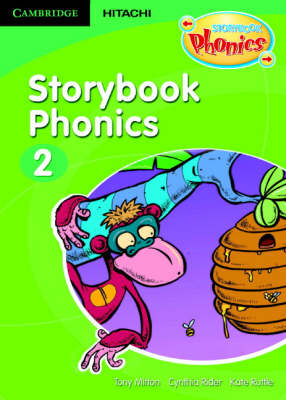Storybook Phonics 2 CD-ROM by Tony Mitton, Ms Cynthia Rider, Kate Ruttle