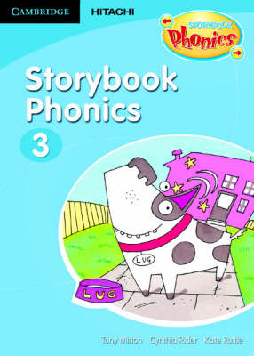 Storybook Phonics 3 CD-ROM by Tony Mitton, Ms Cynthia Rider, Kate Ruttle