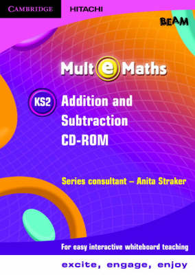 Mult-e-Maths KS2 Addition and Subtraction CD ROM by BEAM Education