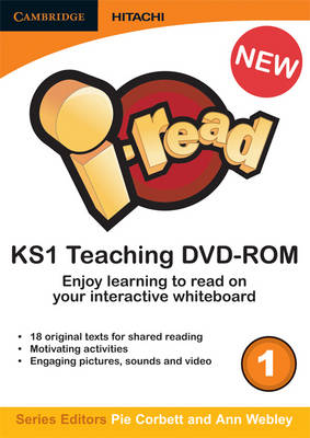 I-read Year 1 DVD-ROM by Pie Corbett