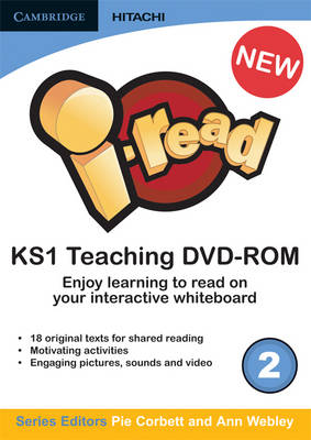 I-read Year 2 DVD-ROM by Pie Corbett