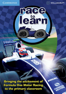 Race to Learn Years 5 and 6 DVD-ROM by Gillian Ravenscroft, Frances Ridley, Louise Glasspoole