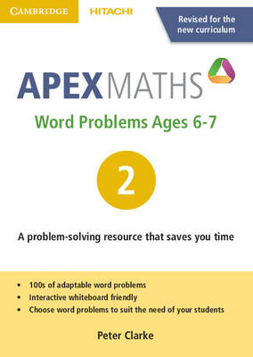 Apex Word Problems Ages 6-7 DVD-ROM 2 UK Edition by Peter Clarke