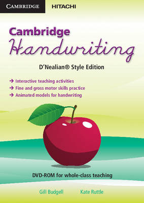 Cambridge Handwriting D'Nealian Style Edition by Gill Budgell, Kate Ruttle
