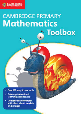 The Cambridge Primary Mathematics Toolbox DVD-ROM by Cambridge University Press