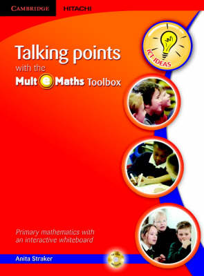 Talking Points with the Mult-e-Maths Toolbox Teacher's Book and CD-ROM by Anita Straker