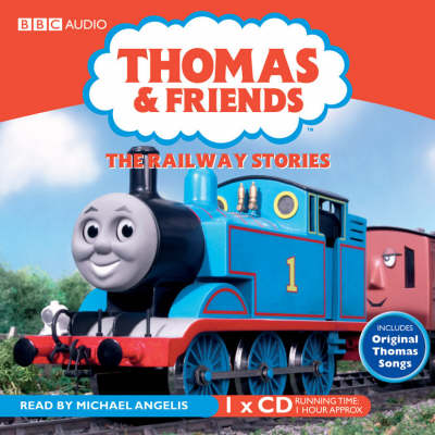 Thomas Railway Stories by Michael Angelis