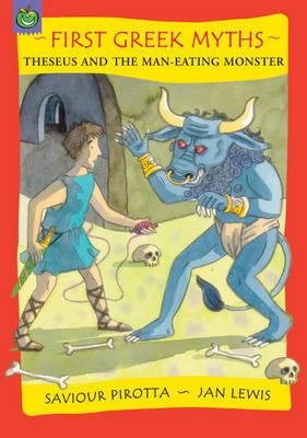 Theseus and the Minotaur by Saviour Pirotta