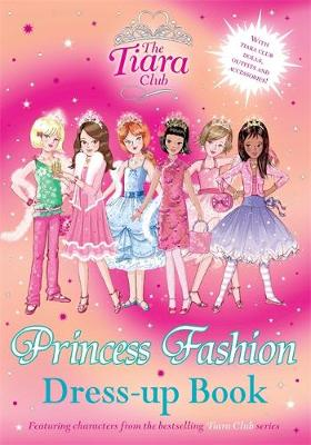 Princess Fashion Dress-up Book by Vivian French