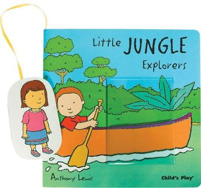 Little Jungle Explorers by Anthony Lewis