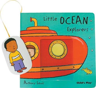 Little Ocean Explorers by Anthony Lewis