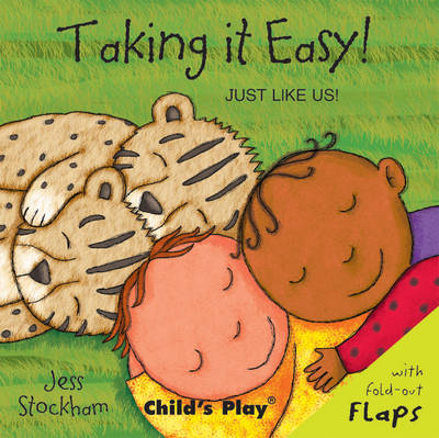 Taking it Easy! by Jess Stockham