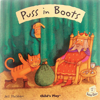 Puss in Boots by Jess Stockham