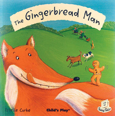 The Gingerbread Man by Estelle Corke