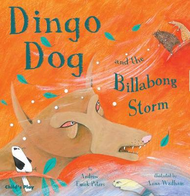 Dingo Dog and the Billabong Storm by Andrew Peters