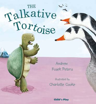 The Talkative Tortoise by Andrew Peters