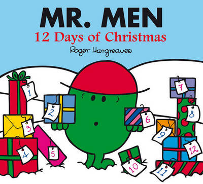 Mr Men 12 Days of Christmas by Roger Hargreaves