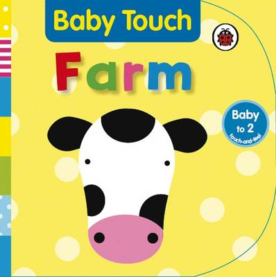 Baby Touch Farm by Fiona Land