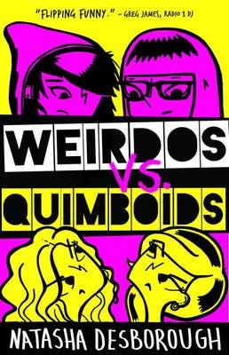 Weirdos vs. Quimboids by Natasha Desborough