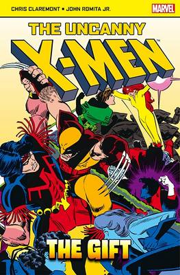 Marvel Pocketbook Uncanny X-Men - The Gift by Chris Claremont