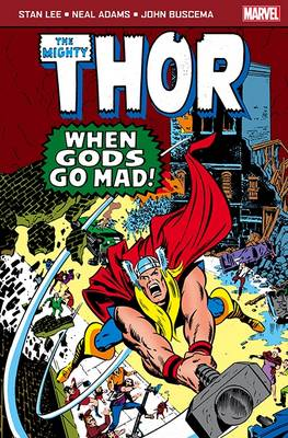 Marvel Pocketbook The Mighty Thor: When Gods Go Mad by Stan Lee
