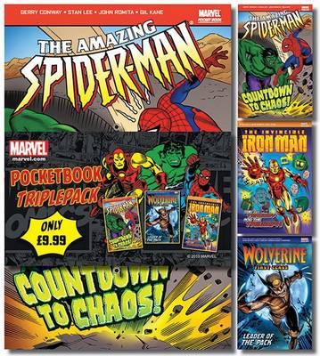 Marvel Triplepack by