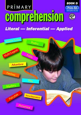 Primary Comprehension Fiction and Nonfiction Texts by
