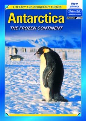 Antarctica The Frozen Continent by