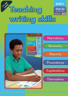 Primary Writing Teaching Writing Skills by RIC Publications