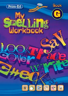 My Spelling Workbook G by RIC Publications
