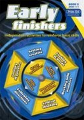 Early Finishers Independent Activities to Reinforce Basic Skills by Creative Teaching Press Inc.